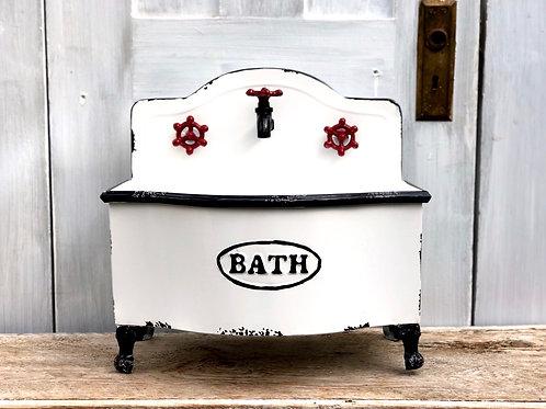Bath Antique Sink Planter