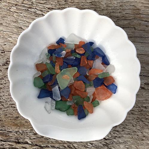 Rainbow Glass Rocks