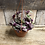"""Thumbnail: Tradescantia Bubblegum 8"""" hanging pot"""