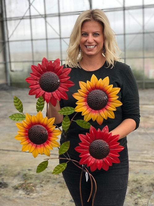 Large Sunflower Decoration