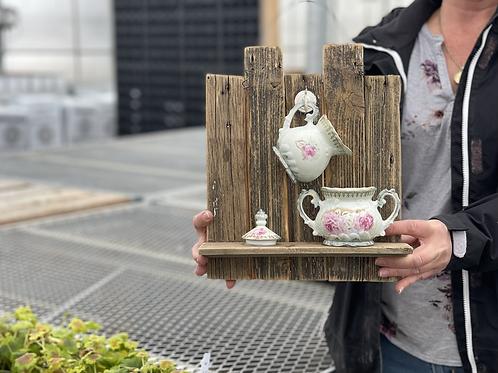 Local Maker! Birdhouse/Feeder #1