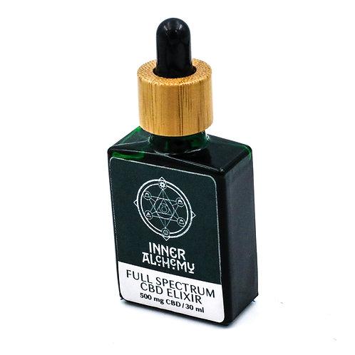 500mg Full Spectrum Elixir 30 ml