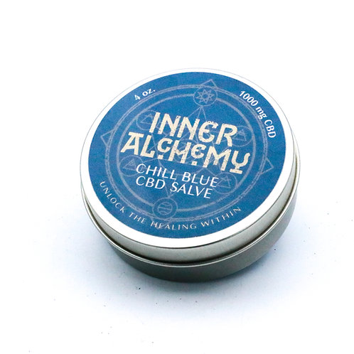 Chill Blue Salve : 4 oz