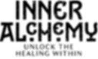 Inner Alchemy Wordmark Tagline Black.png