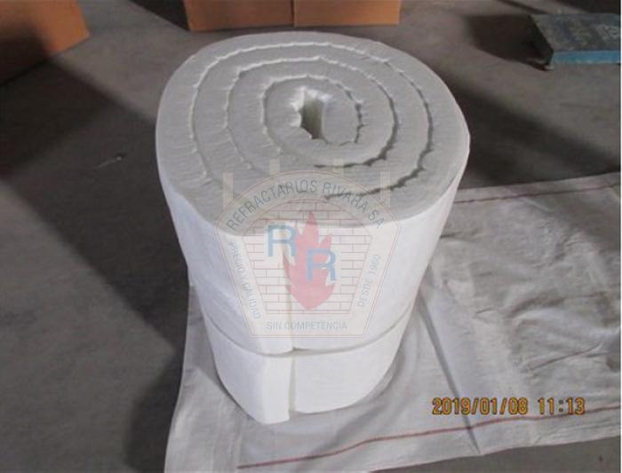 Fibra cerámica