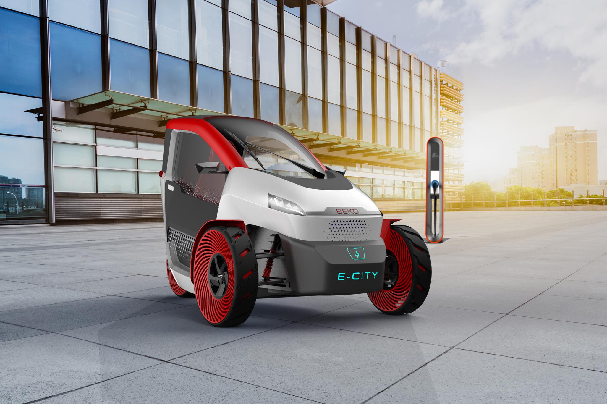 Beko concept E-city