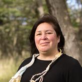Paola Jaque, Punta Arenas. Dibujante  Ph: Vicente González