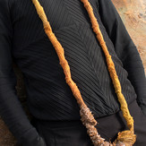 Jorge Caballero, Punta Arenas. Diseñador y Artista textil    Ph: Vicente González