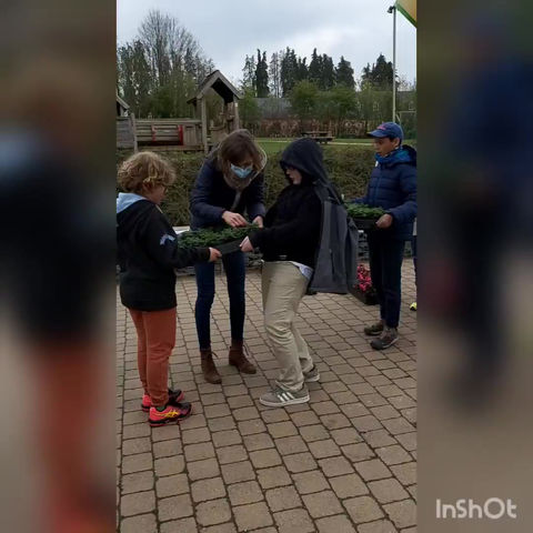 Opération fleurs : mille mercis !