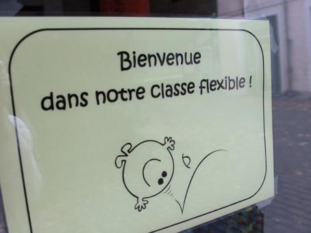 Classes flexibles : késako ?
