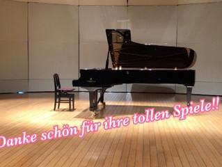 2020年度ピアノ発表会♪