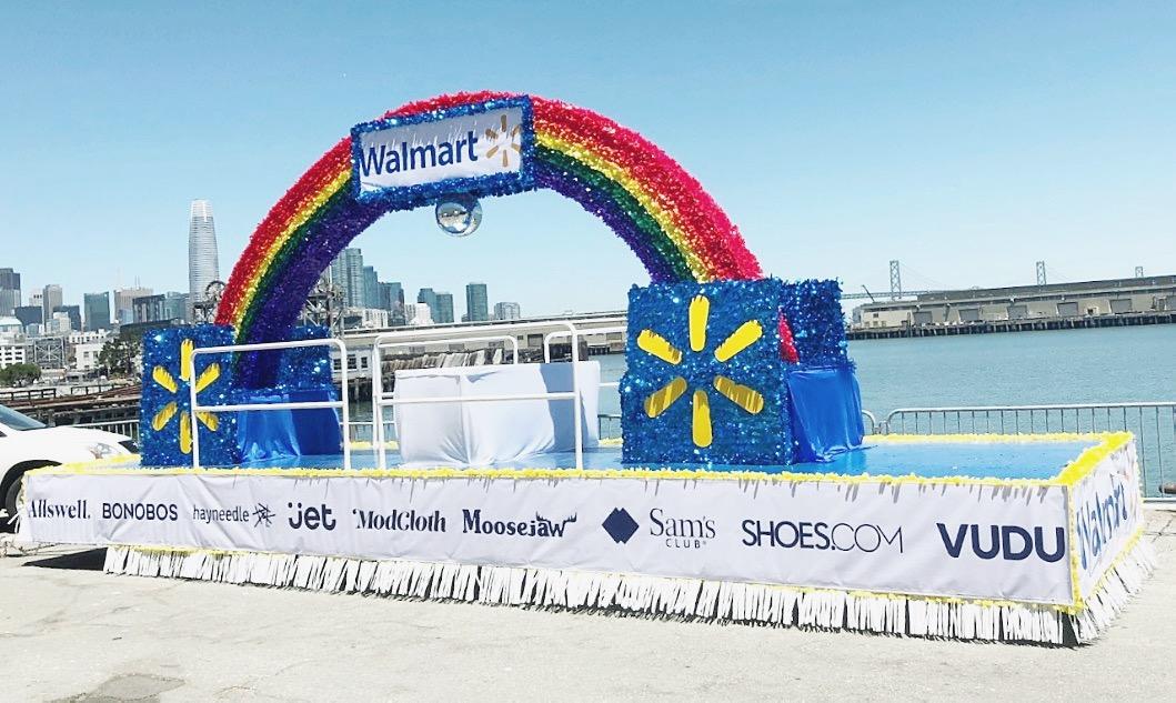 2018 PRIDE Walmart