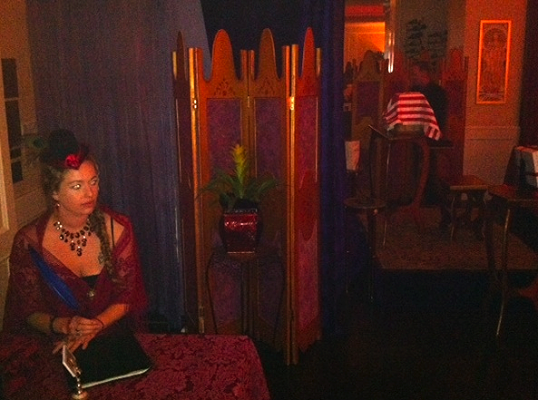 Magic Parlor Screens