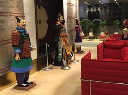 Hilton Hotel Terra Cotta Warriors