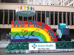 Sutter Health 2015