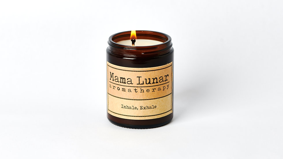 Inhale, Exhale - Aromatherapy Candle