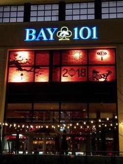 Bay 101 Window Decor