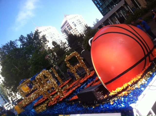 Warriors Victory Parade 2015