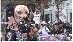 Giants Victory Parade 2014