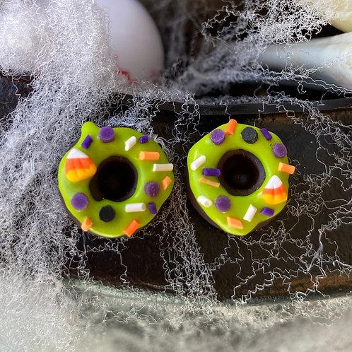 Halloween Dream Donut SS Earrings