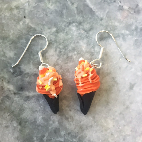 Candy Corn Crush SS Deluxe Earrings