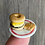 Thumbnail: Breakfast Club: Fast Food Favorite Plate Pin or Magnet