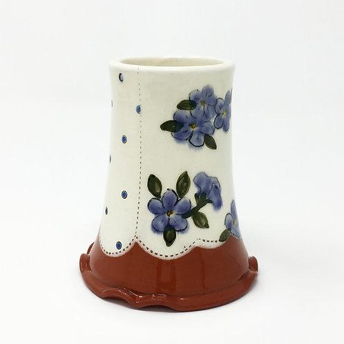 Small Vase Purple / Blue