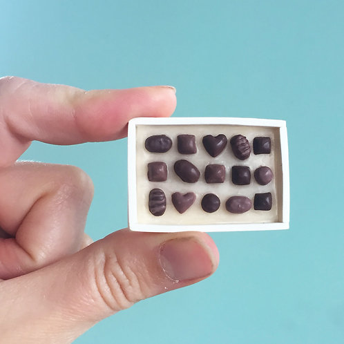 Bite Sized Box of Chocolates