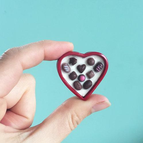Red Heart Box of Chocolates