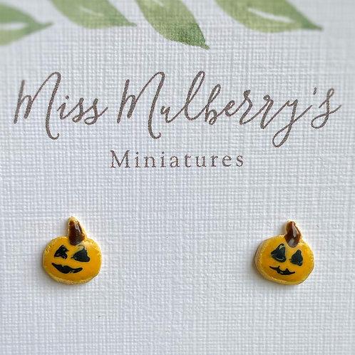 Spooky Halloween Sugar Cookie Earrings