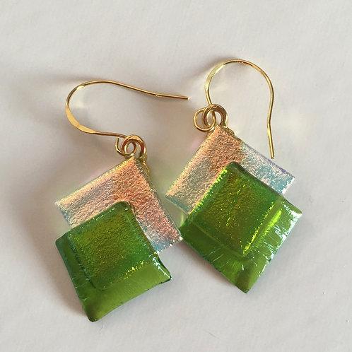 Diamonds are a Girl's Best Friend- Green