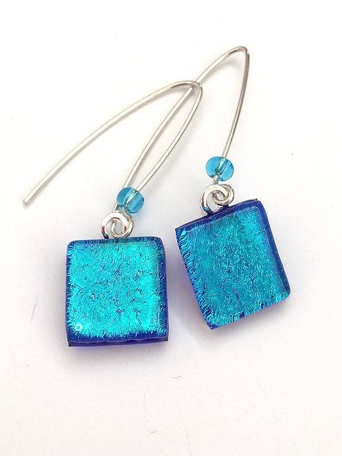Teal Blue Beauties