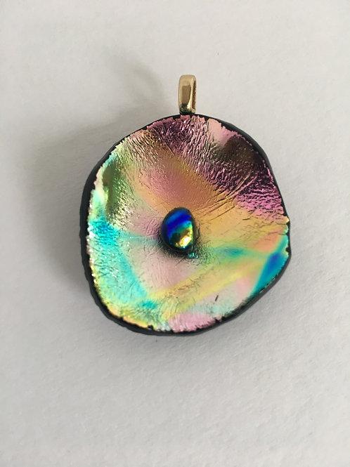 Rainbow Pixie Stix Pendant