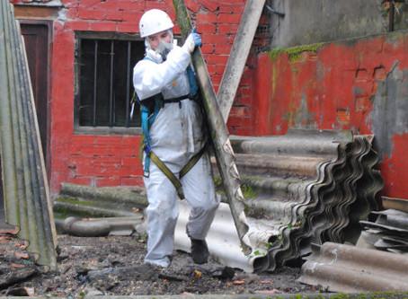 Asbestos the hidden killer!