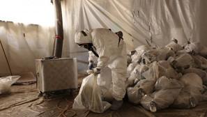 Asbestos-Garage-Sheeting