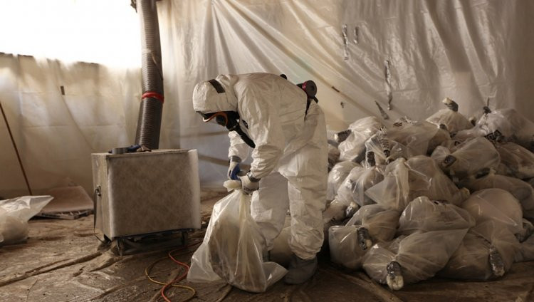 Asbestos Garage Removal Manchester