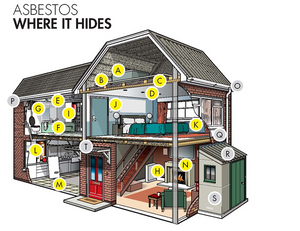 Asbestos In The Home