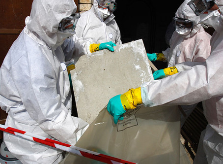 Choosing A Licenced Asbestos Removal Company In Manchester