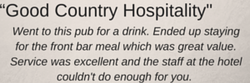 Pub Meal in Goondiwindi 005