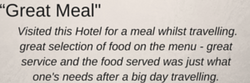 Pub Meal in Goondiwindi 001