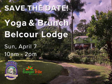 Belcour & Banyan Tribe Present Yoga & Brunch April 7