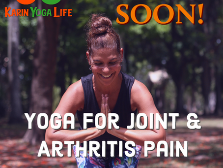 If You Have Joint Pain, I Am Launching Something Just For You!
