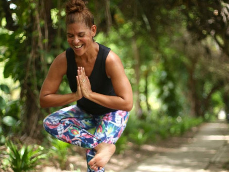 Yoga For Healthy, Happy Hips