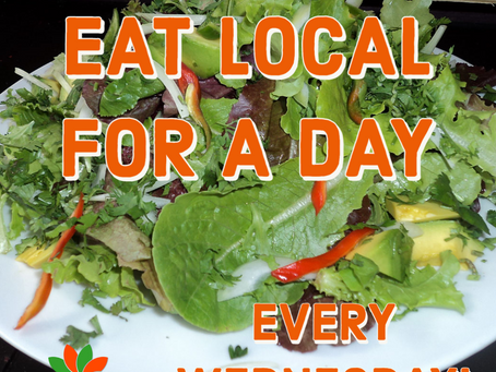 Eat Local For A Day!