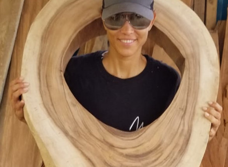 Finding Your Purpose - A Chat with Wood Artist, Tamara Harding