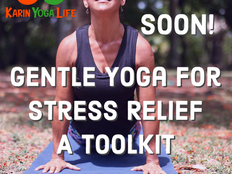 Your Yoga Toolkit For Stress Relief