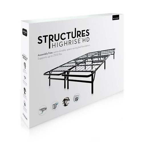 Highrise HD Bed Frame