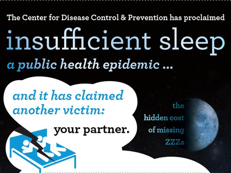 WARNING: Insufficient Sleep a public health epidemic