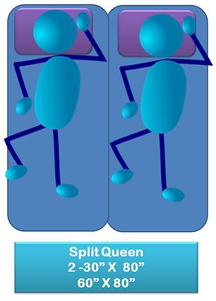 split Queen Size Mattress Size Chart.png