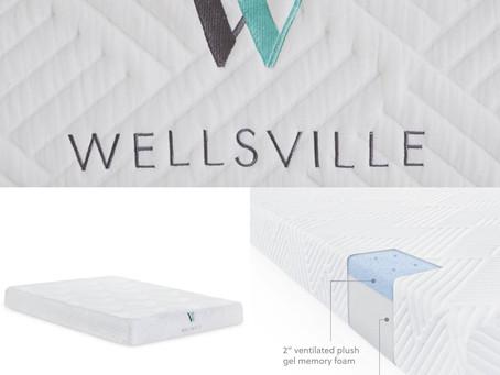 Blind test on gel memory foam mattresses